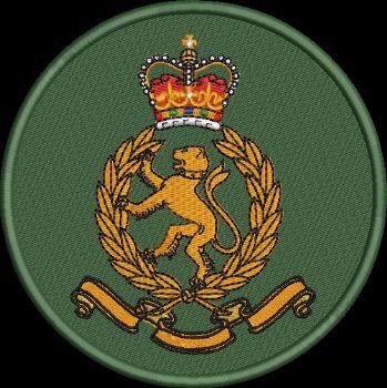 WRAC Badge